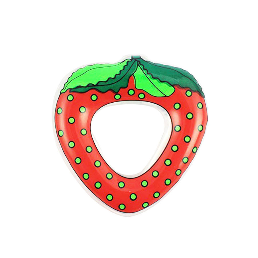 Rachna Cool Water Teether - Red and green