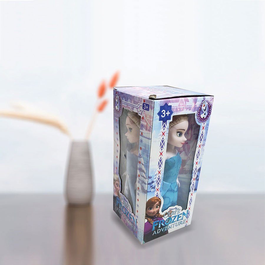 Frozen Doll set for Kids ( Pack of 4)